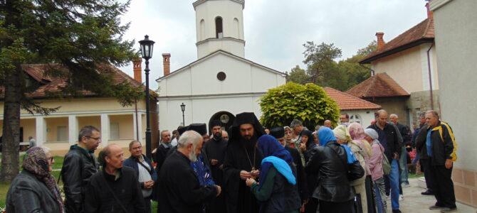 Одржан 11. Међународни сабор духовне поезије у манастиру Раковица