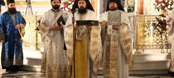Приступна беседа Епископа марчанског Саве (Бундала)